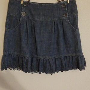 Dkny Skirts - DKNY denim skirt